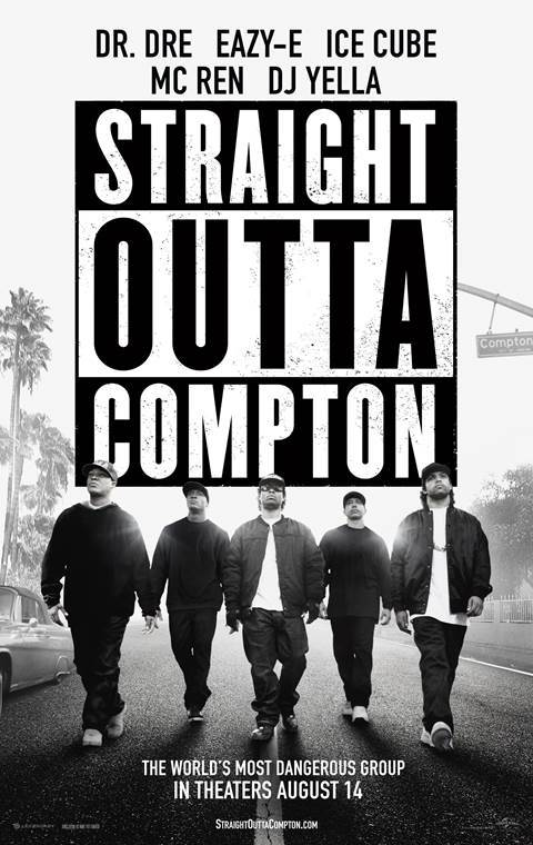 Straight Outta Compton kapak