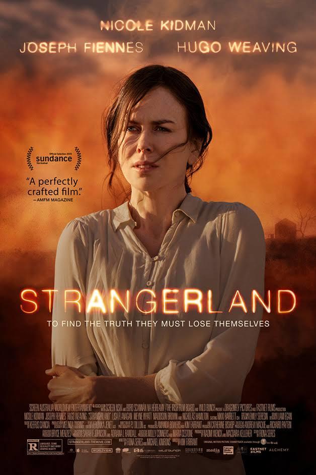 Strangerland kapak