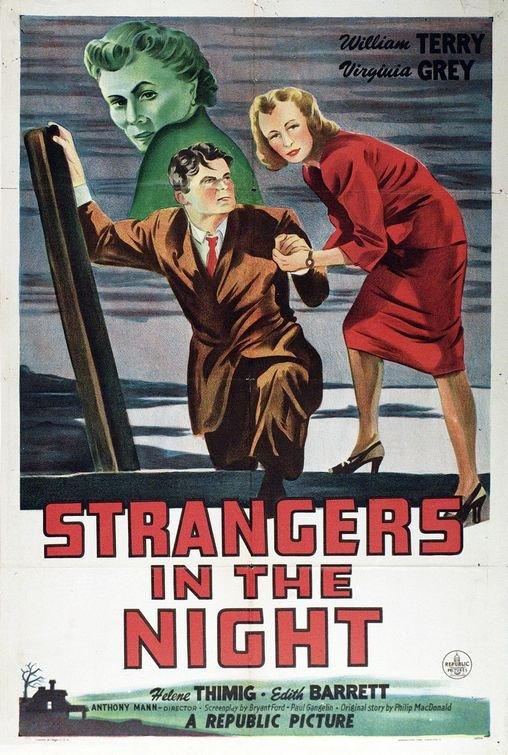 Strangers in the Night kapak