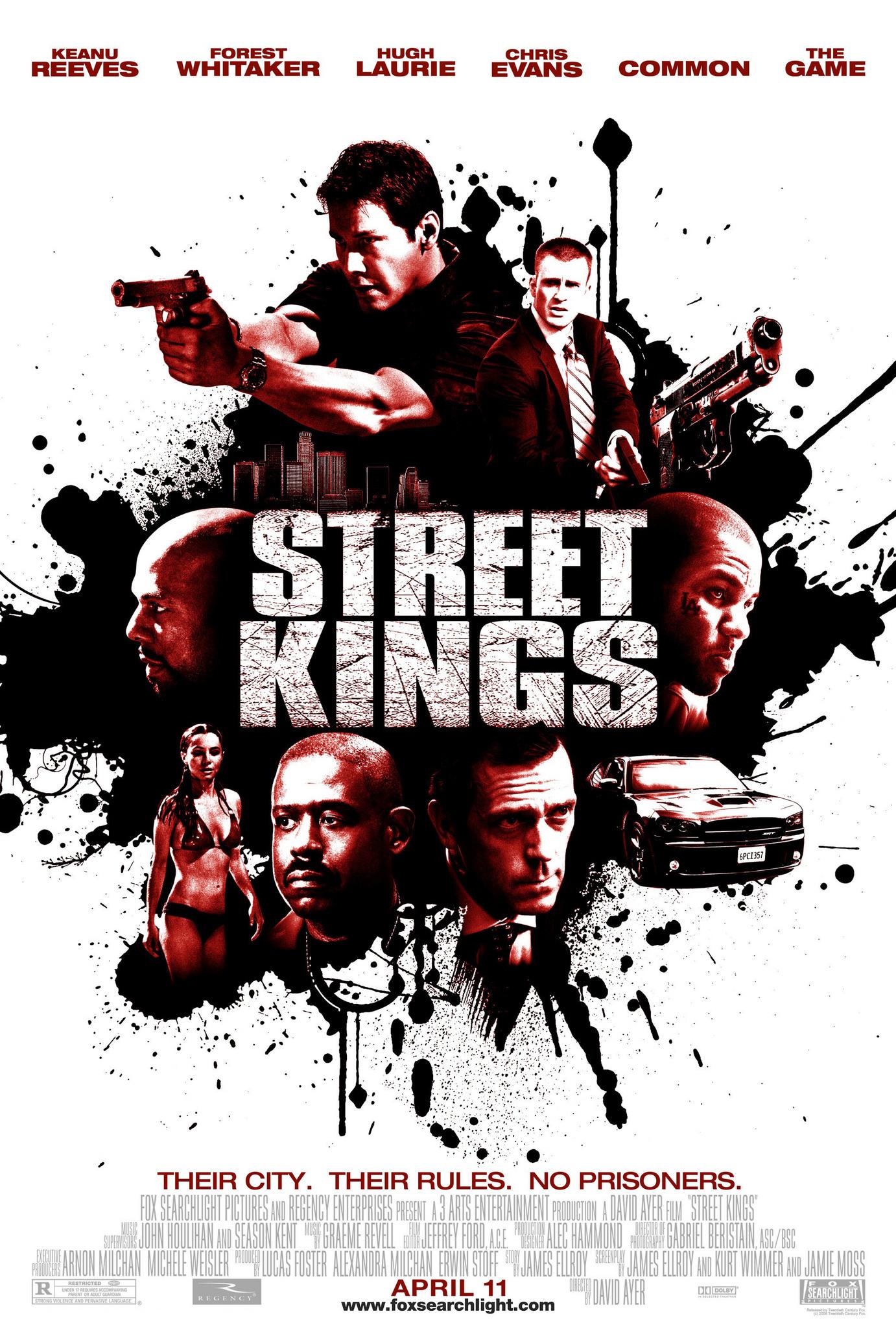 Street Kings kapak