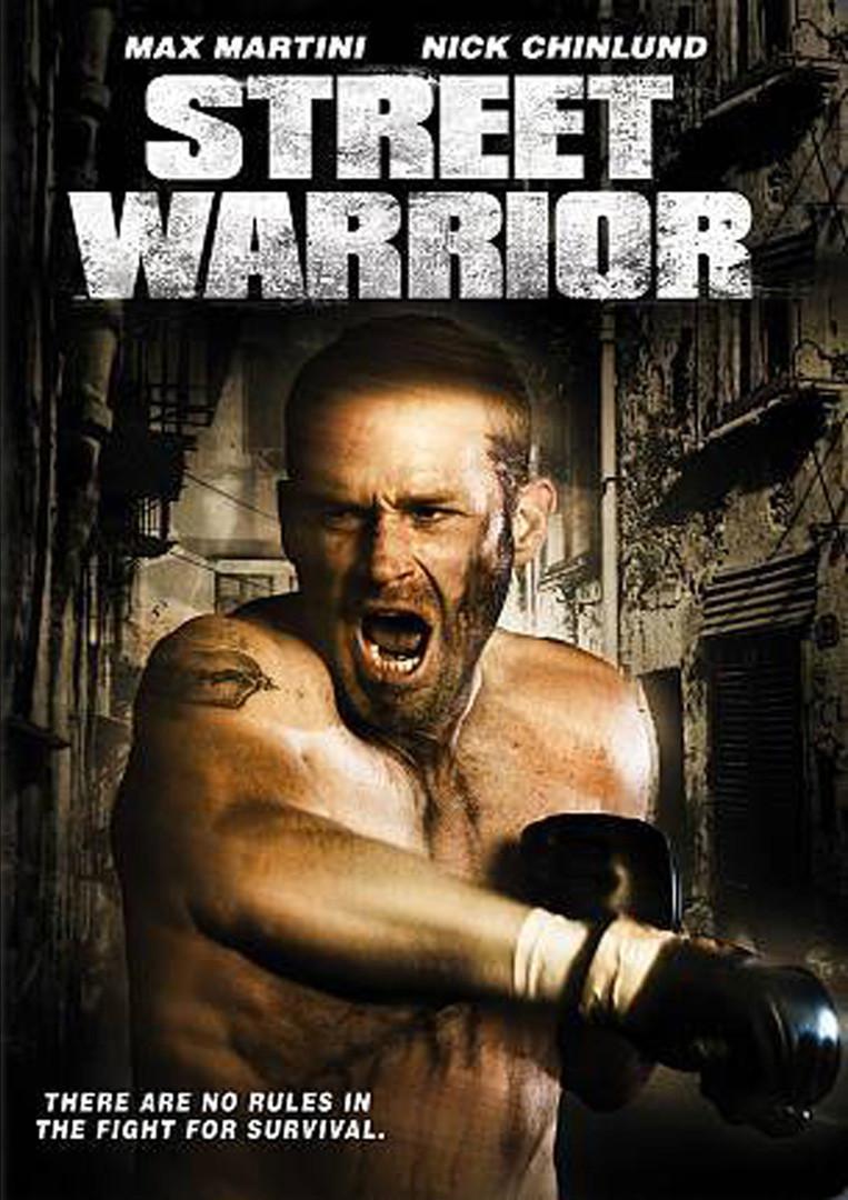 Street Warrior kapak