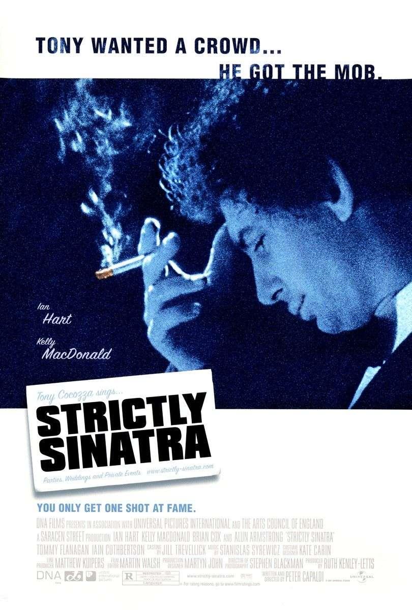 Strictly Sinatra kapak