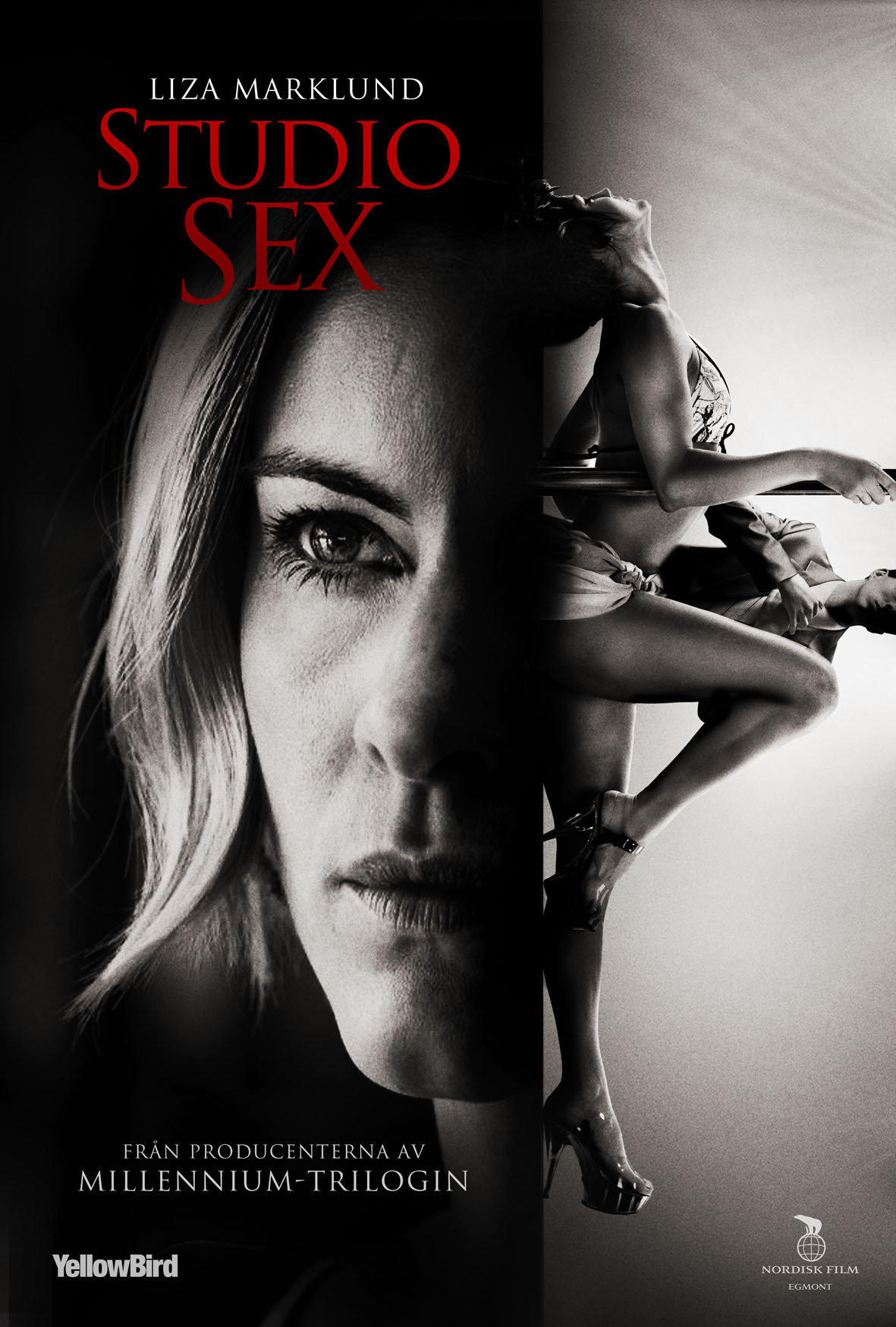 Annika Bengtzon: Crime Reporter - Studio Sex kapak