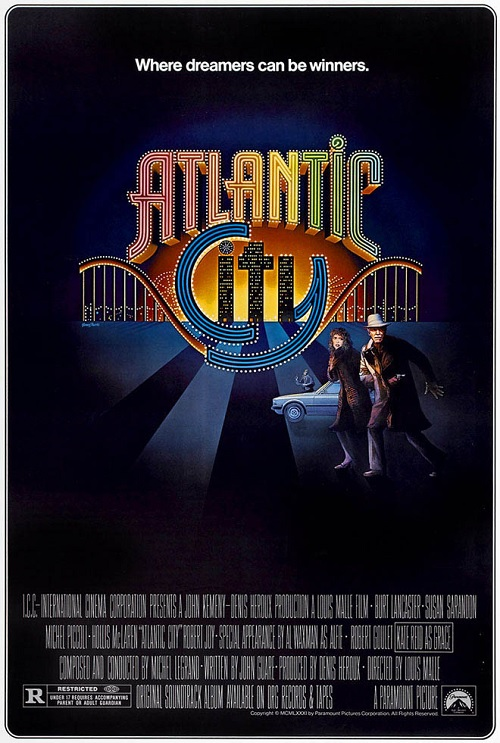 Atlantic City kapak
