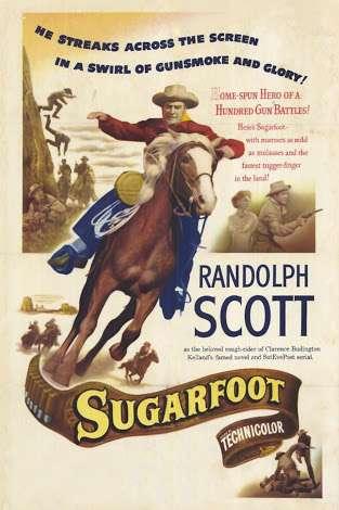 Sugarfoot kapak