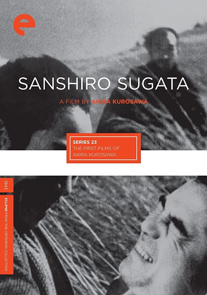 Sanshiro Sugata kapak