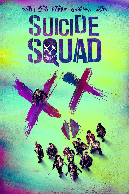 Suicide Squad kapak