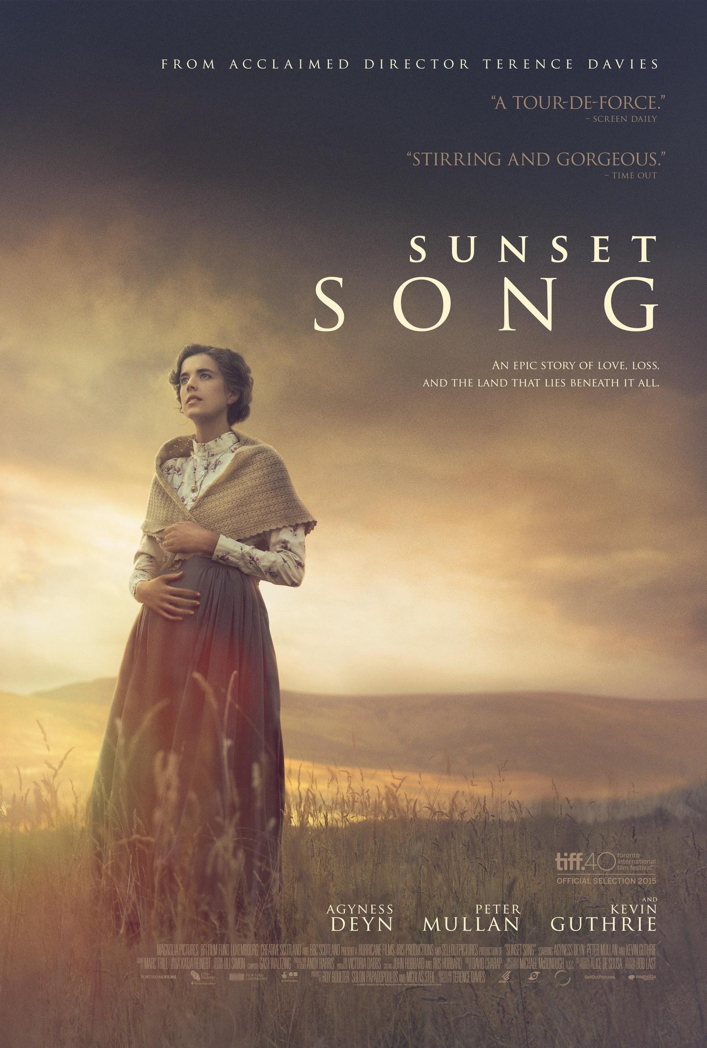 Sunset Song kapak