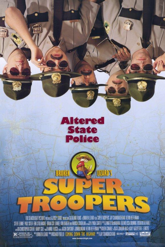 Super Troopers kapak