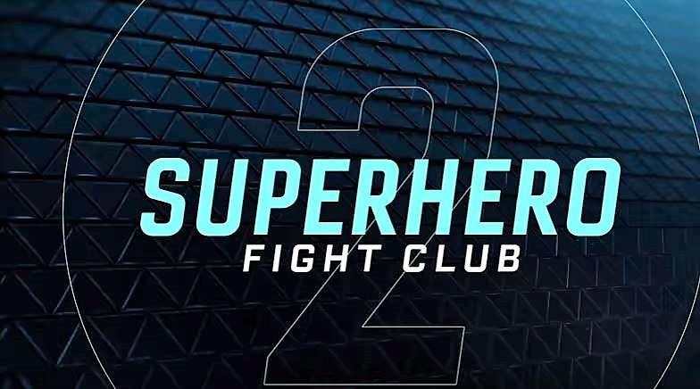 Superhero Fight Club 2.0 kapak