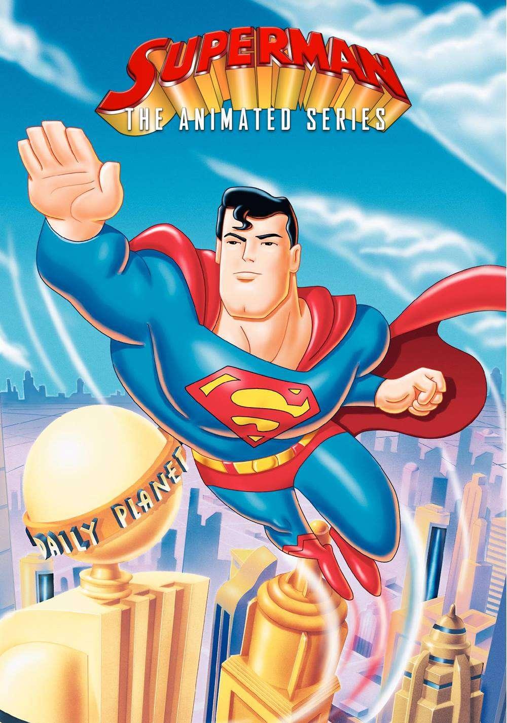 Superman: The Animated Series kapak