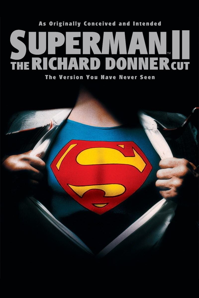 Superman II: The Richard Donner Cut kapak