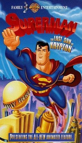 Superman: The Last Son of Krypton kapak