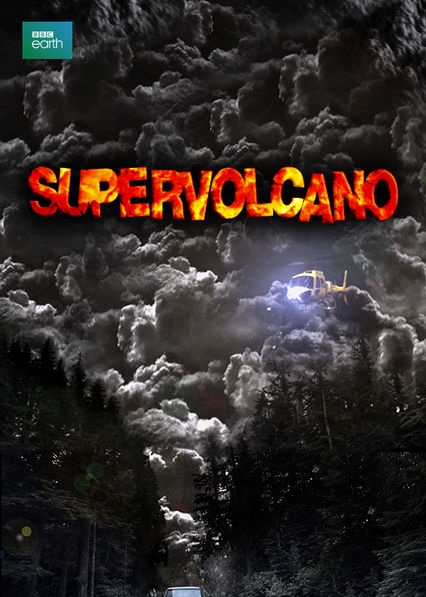 Supervolcano kapak