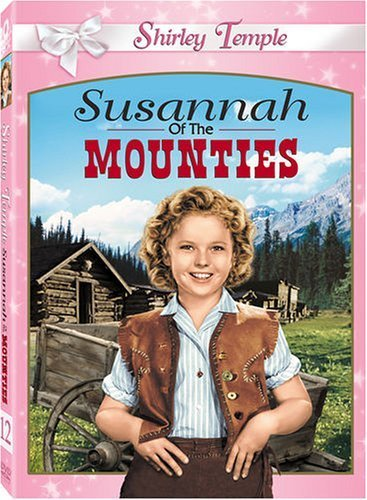 Susannah of the Mounties kapak