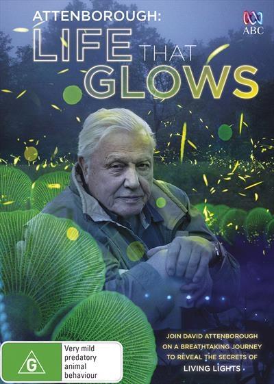 Attenborough's Life That Glows kapak
