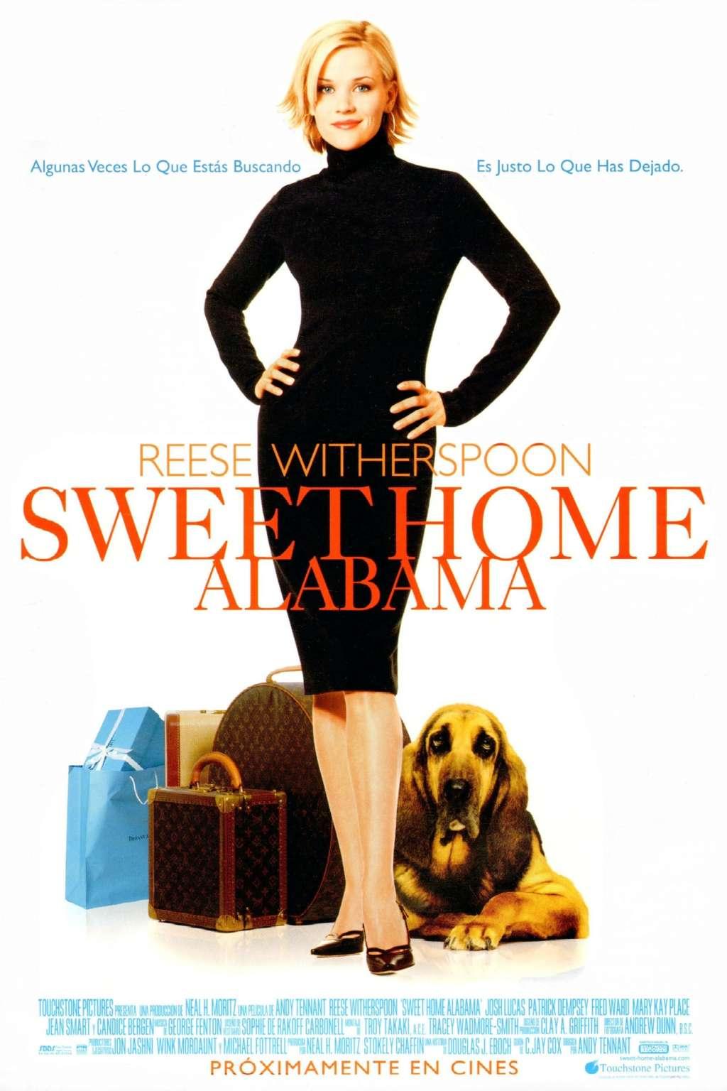 Sweet Home Alabama kapak