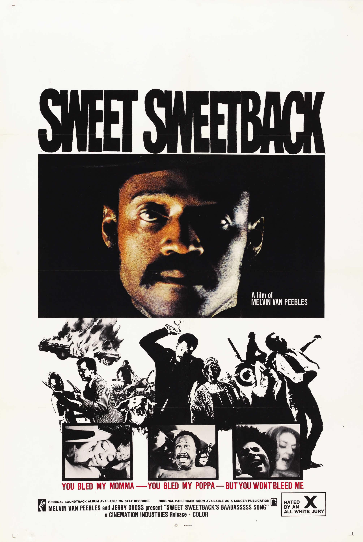 Sweet Sweetback's Baadasssss Song kapak