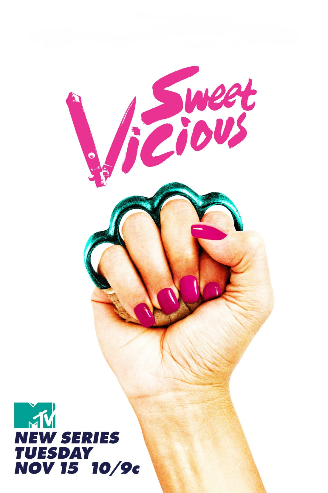Sweet/Vicious kapak