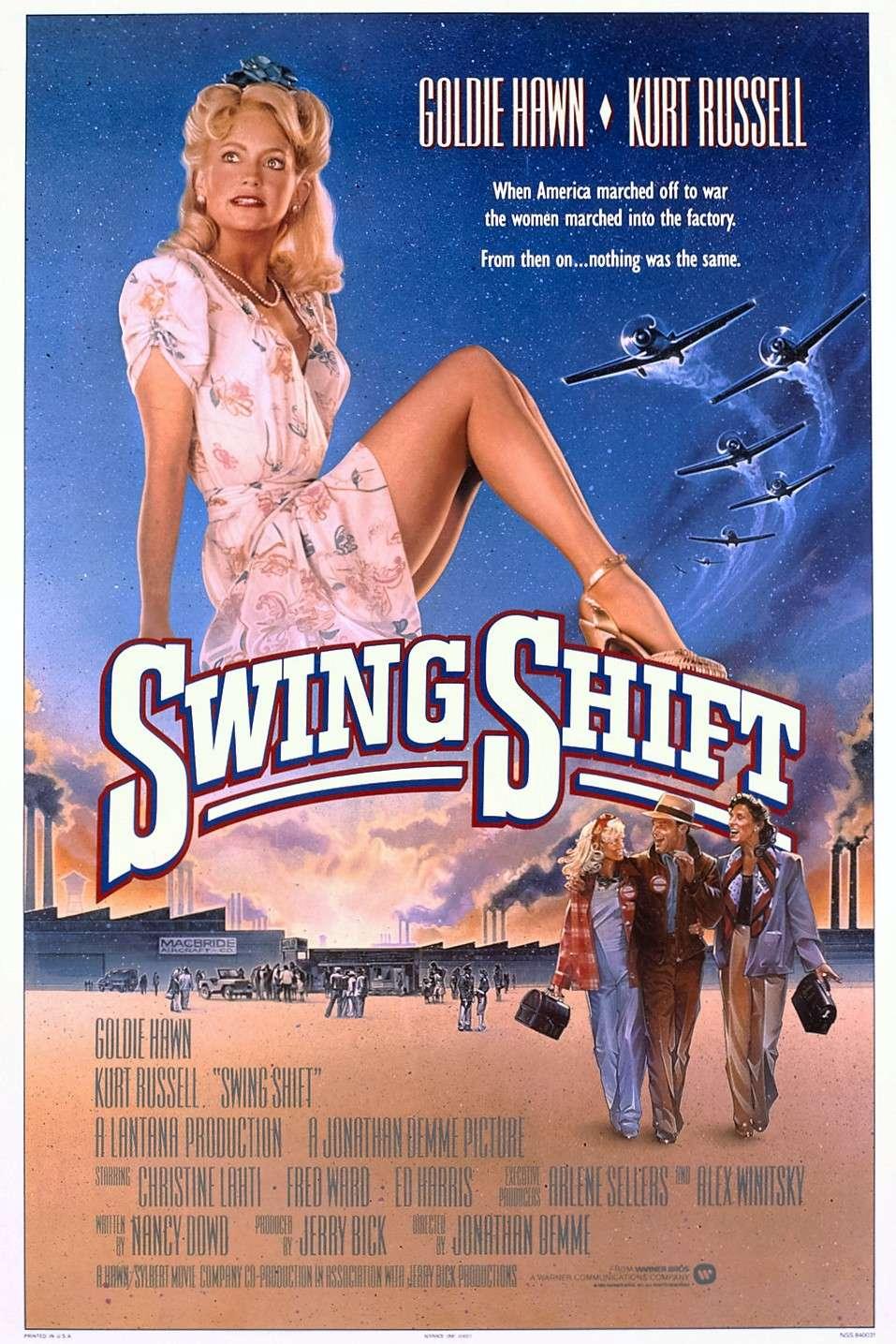 Swing Shift kapak