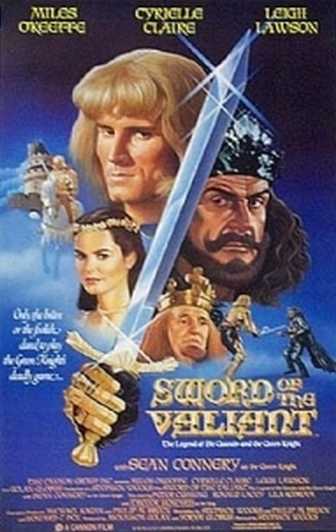 Sword of the Valiant: The Legend of Sir Gawain and the Green Knight kapak