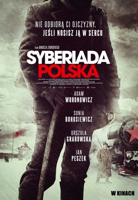 Syberiada polska kapak