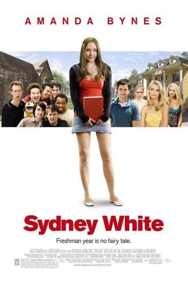 Sydney White kapak
