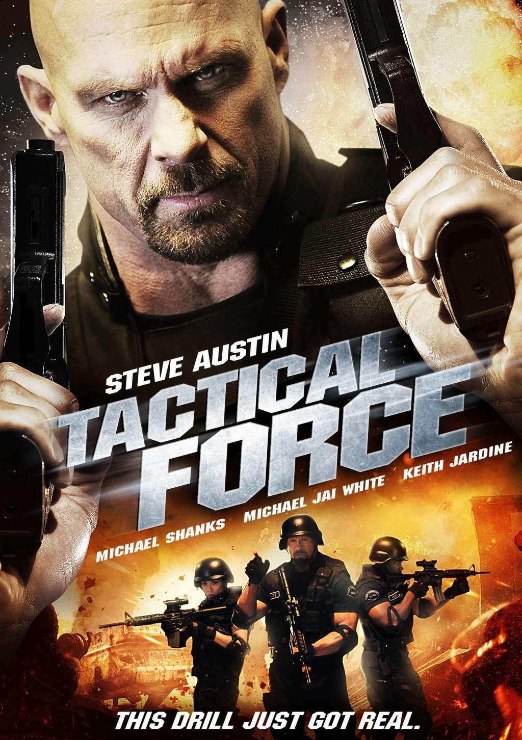 Tactical Force kapak