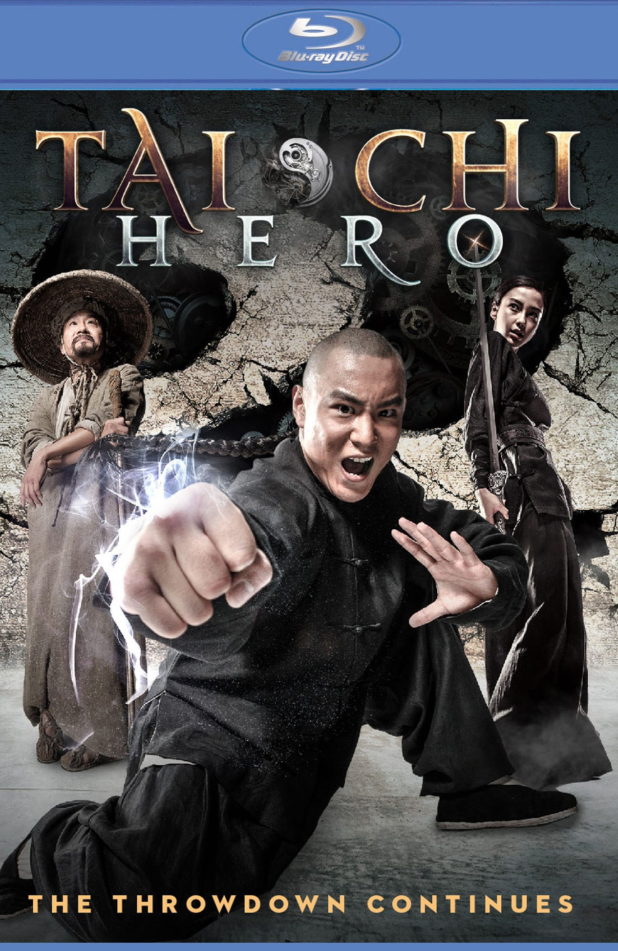Tai Chi Hero kapak