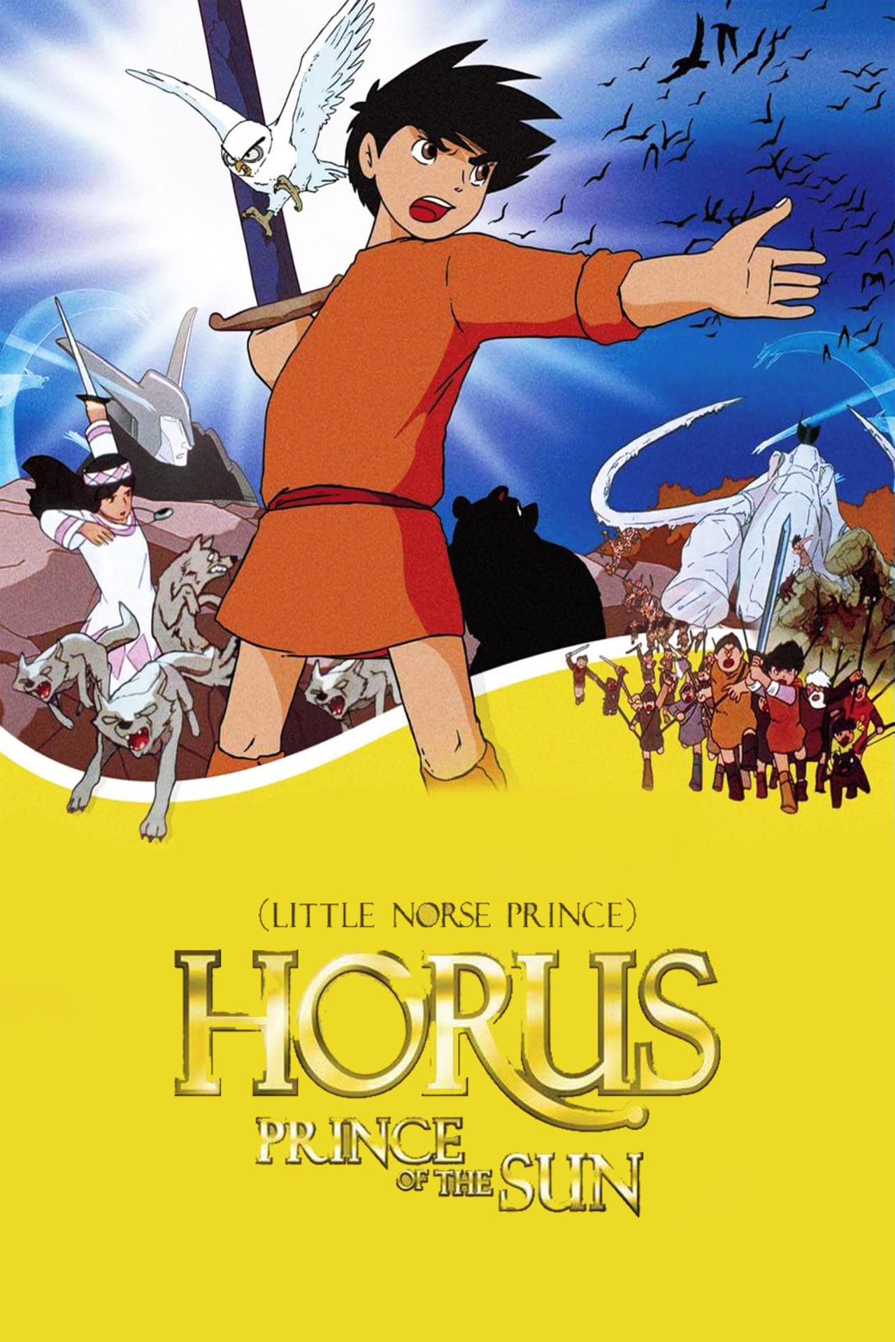 Horus: Prince of the Sun kapak