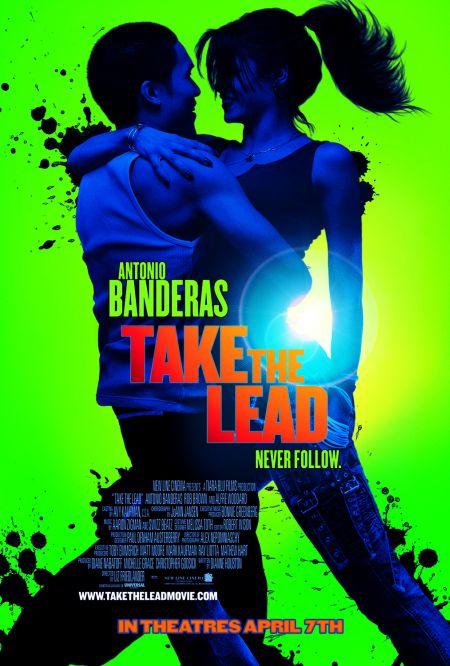 Take the Lead kapak