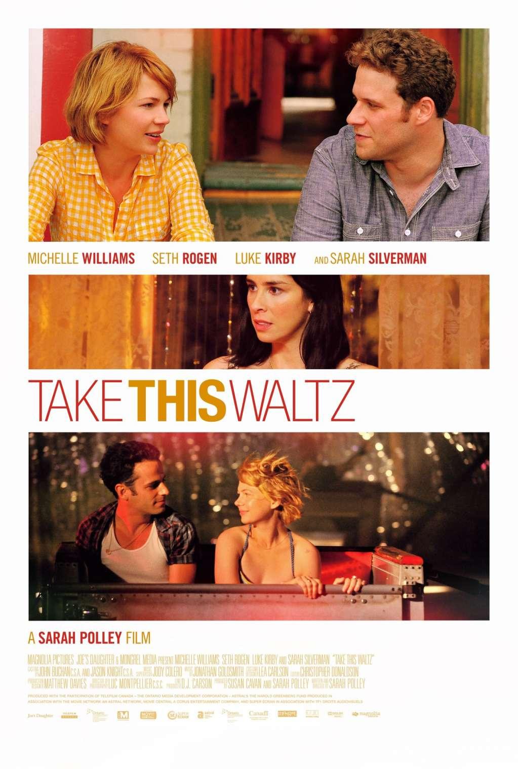 Take This Waltz kapak