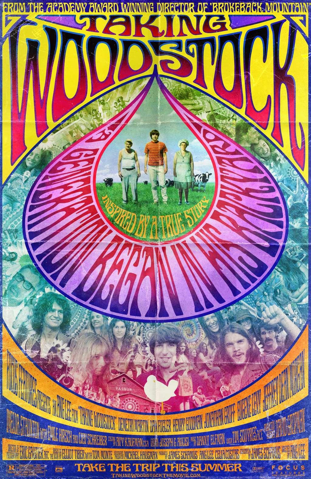 Taking Woodstock kapak
