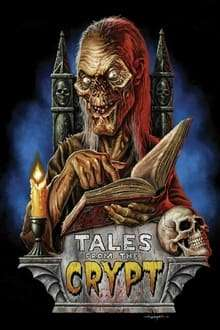 Tales from the Crypt kapak