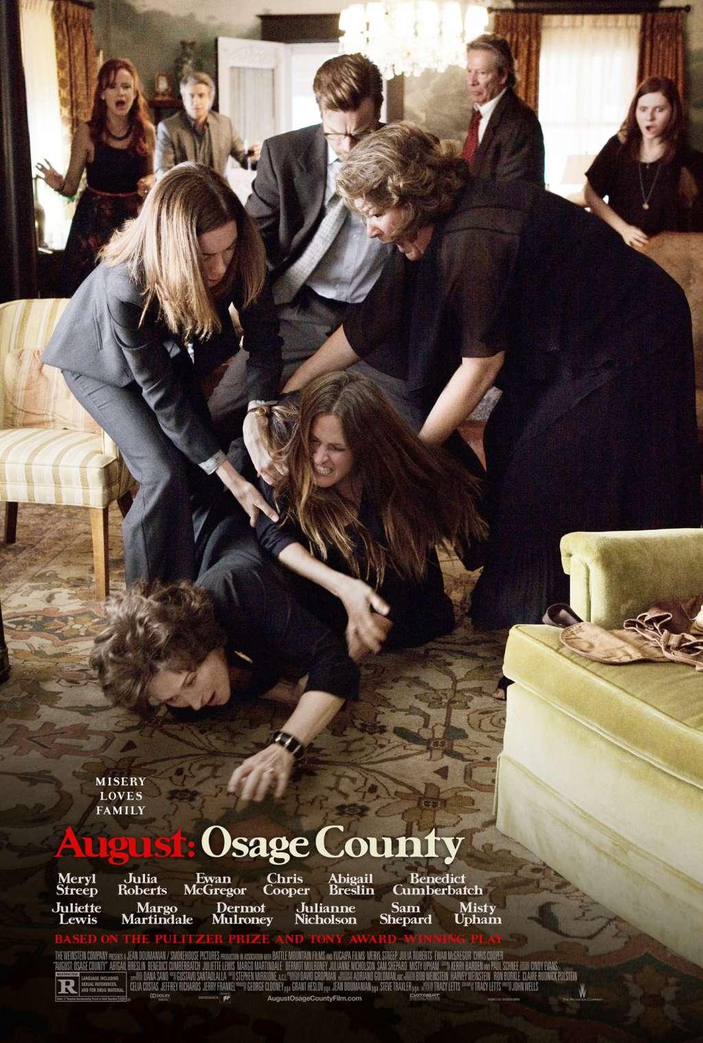 August: Osage County kapak