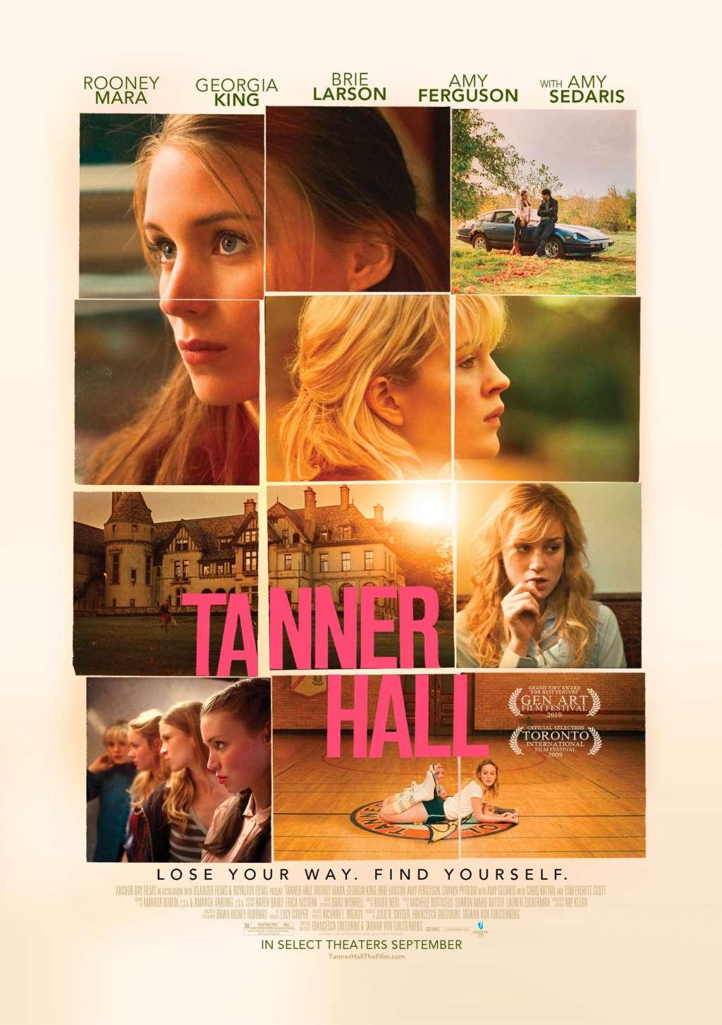 Tanner Hall kapak