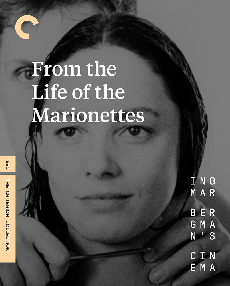 From the Life of the Marionettes kapak