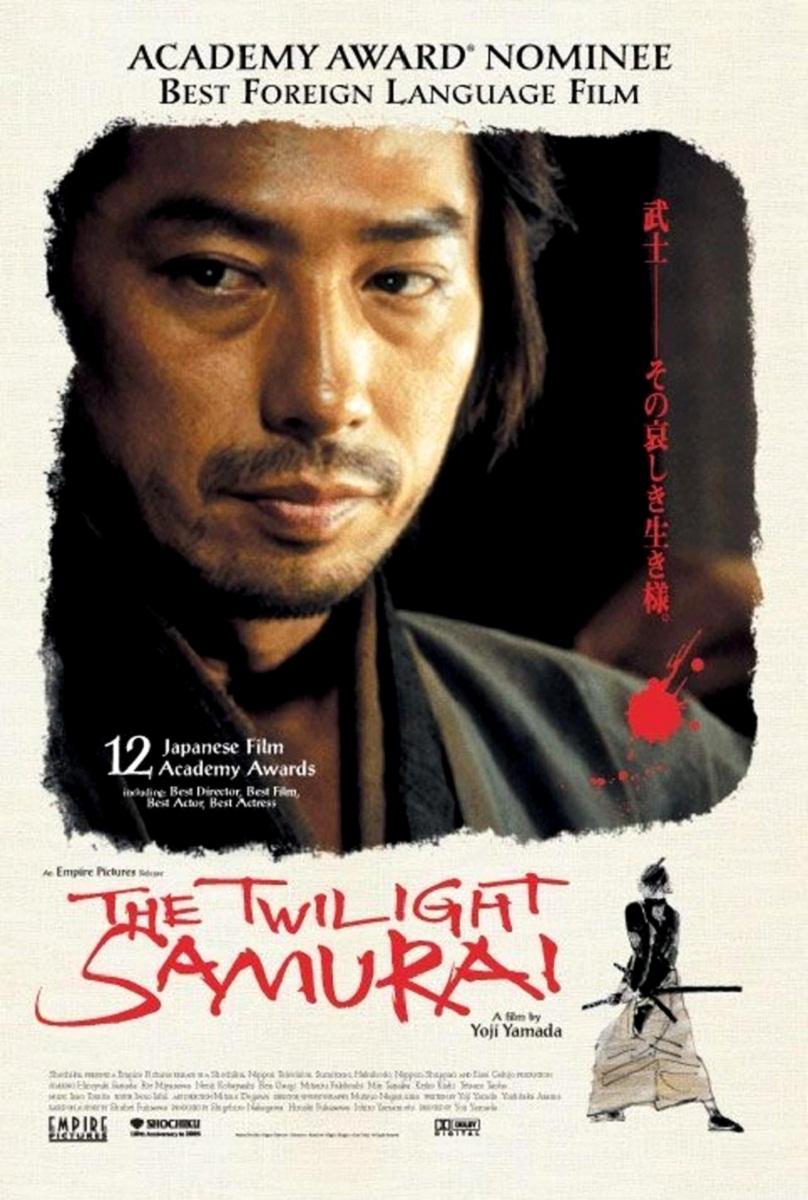 The Twilight Samurai kapak