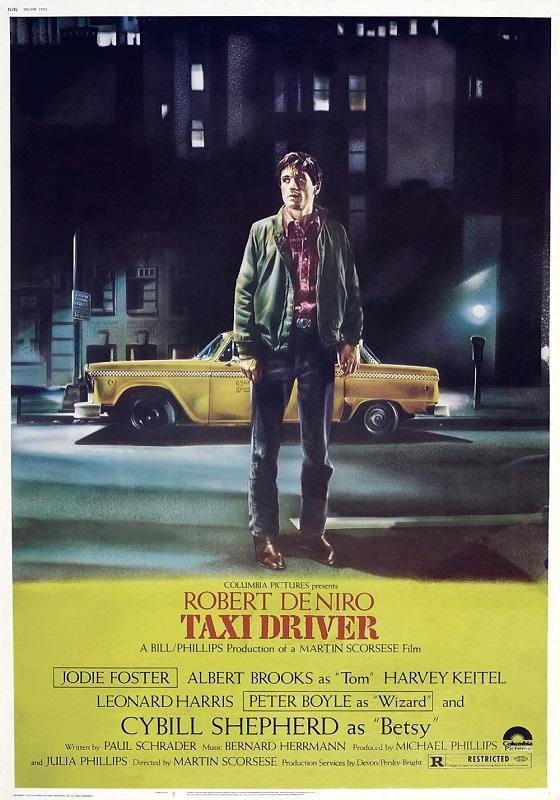 Taxi Driver kapak