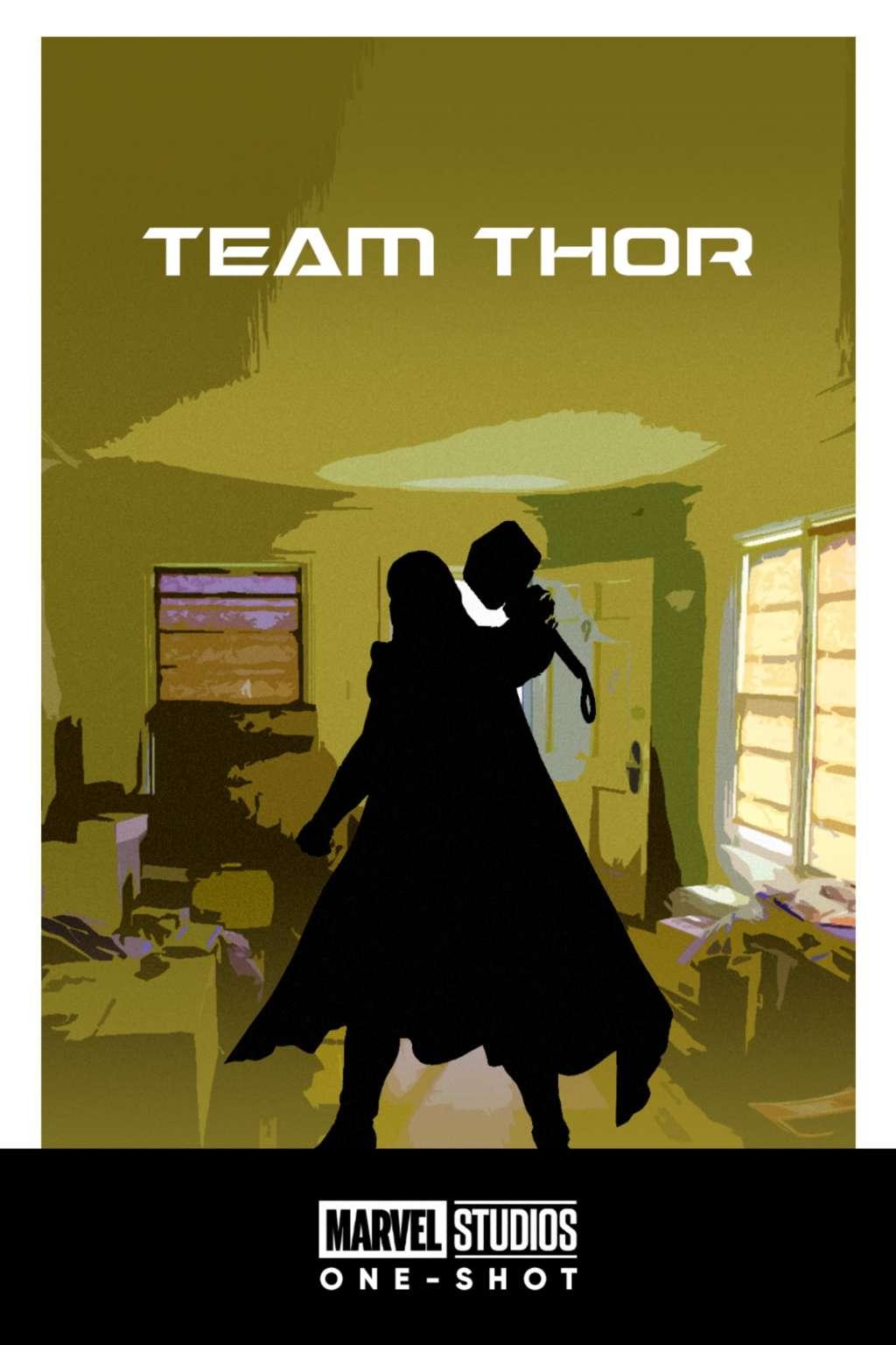 Team Thor kapak