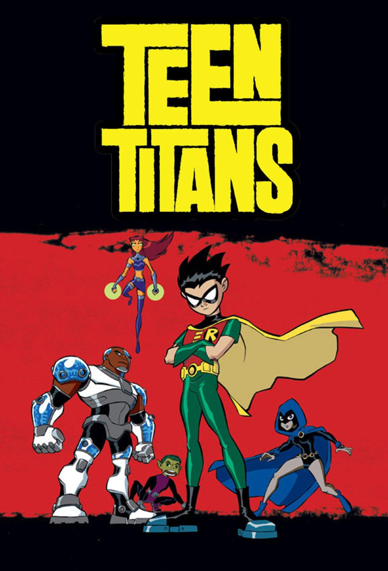 Teen Titans kapak