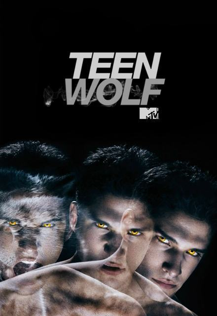 Teen Wolf kapak