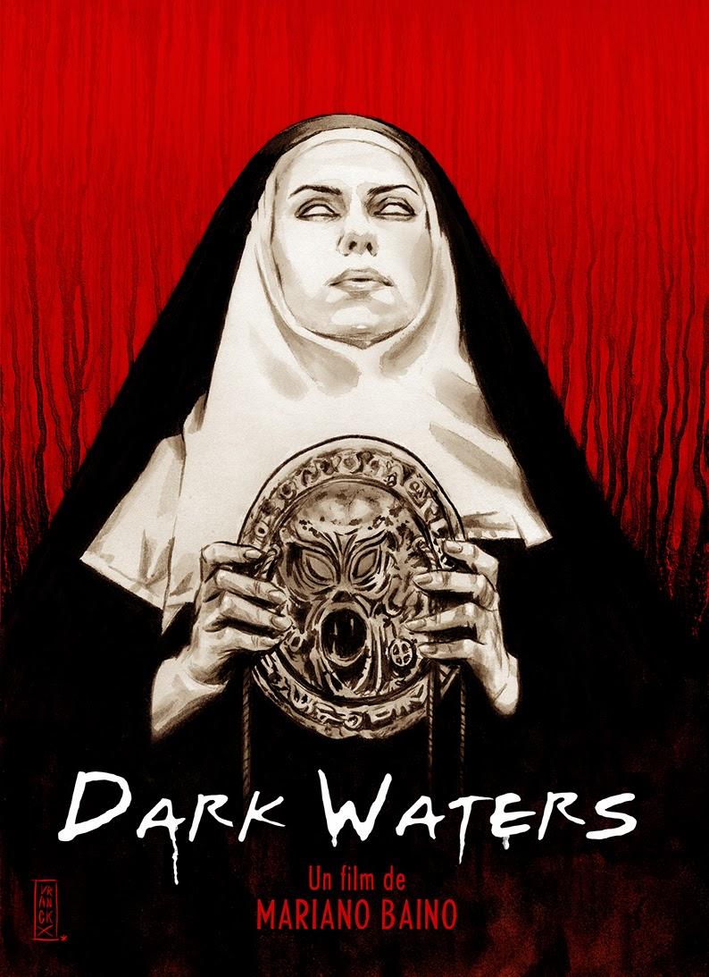 Dark Waters kapak