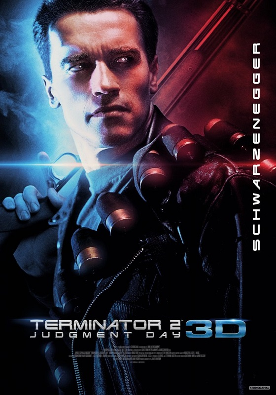 Terminator 2: Judgment Day kapak
