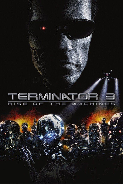 Terminator 3: Rise of the Machines kapak
