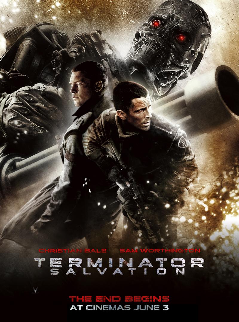 Terminator Salvation kapak