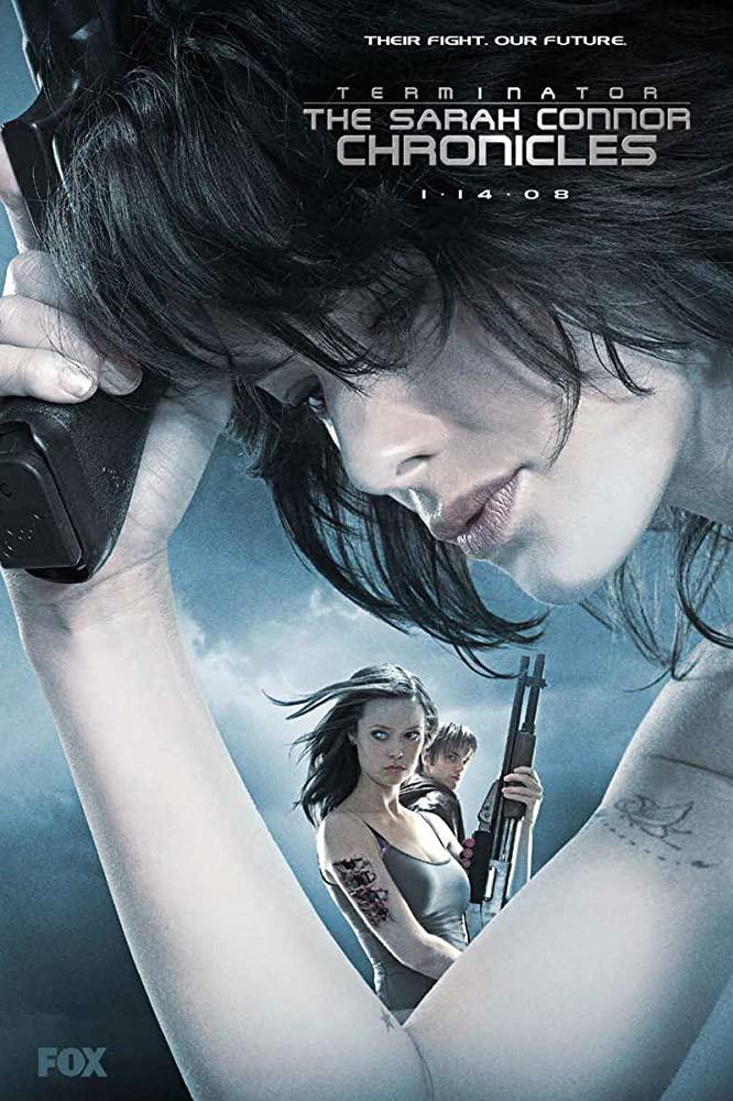 Terminator: The Sarah Connor Chronicles kapak