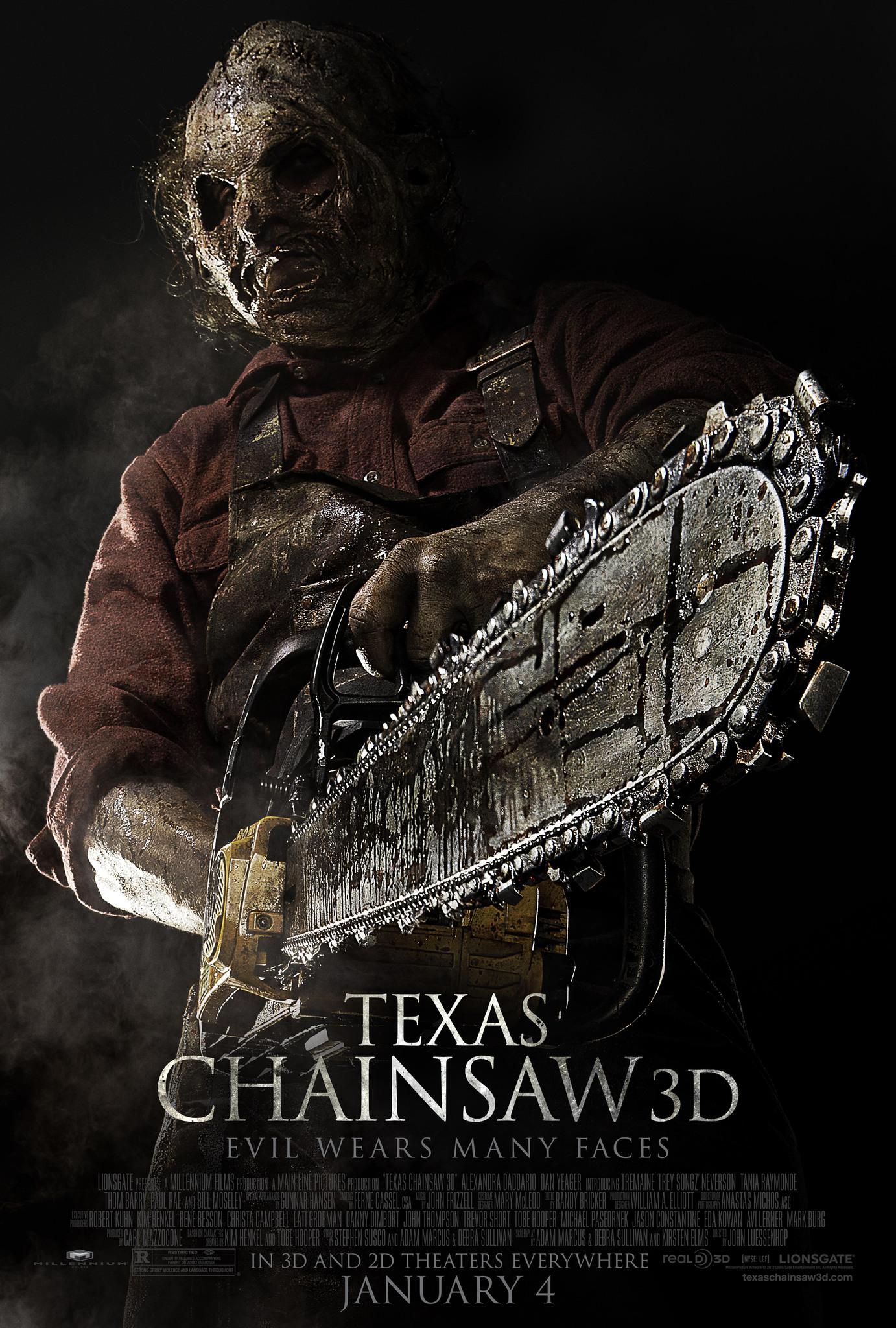 Texas Chainsaw kapak