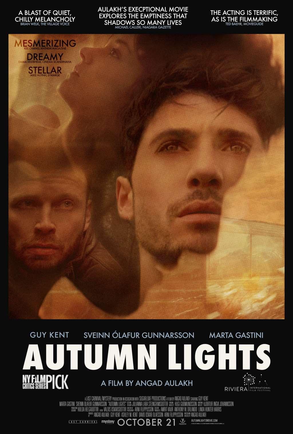 Autumn Lights kapak