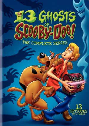 The 13 Ghosts of Scooby-Doo kapak